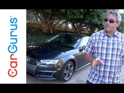 2017 Audi A4 | CarGurus Test Drive Review