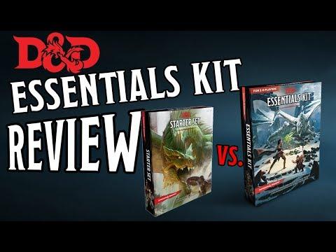 D&D Essentials Kit Review