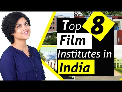 Top 8 Film Institutes In India |Eligibility | Course | Job Opportunities