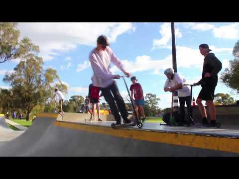 Kwinana Skatepark Day Edit