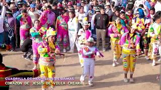 NEGRILLOS DE ANDAHUAYLAS Niño JESUS de Andahuaylas - Estadio DULANTO 25-12-2019