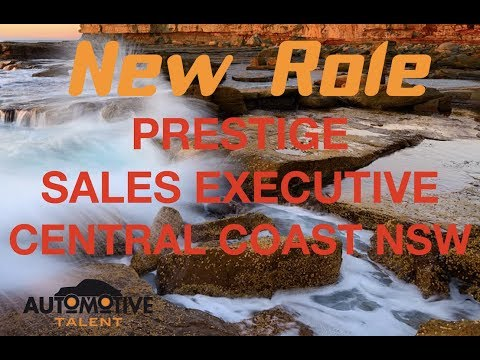 Sales Consultant | Prestige | Central Coast