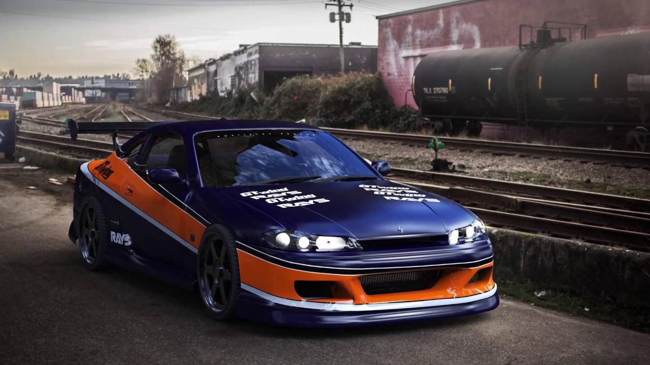 Tokyo Drift: Nissan Silvia S15 MONA LISA - YouTube