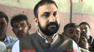 Feroz Khan Congress Leader suspects AIMIM Party hand in murder