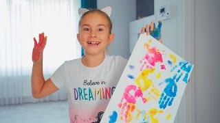 Артур Мелисса и новый Шоколад челлендж для Мамы