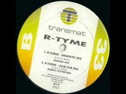 R-Tyme - R-Theme (Club Dub Mix) (1989)
