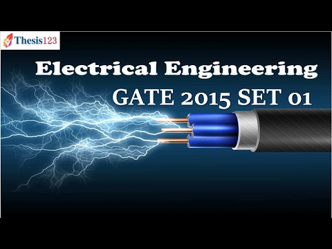 Gate 2015 EE (Set 1) Q5