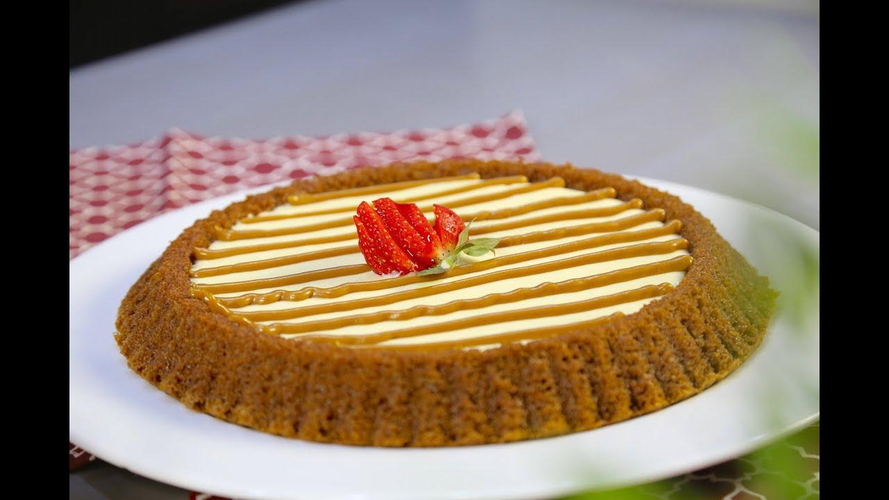 #وجبات_15_ثانية : تارت اللوتس - Lotus Tart