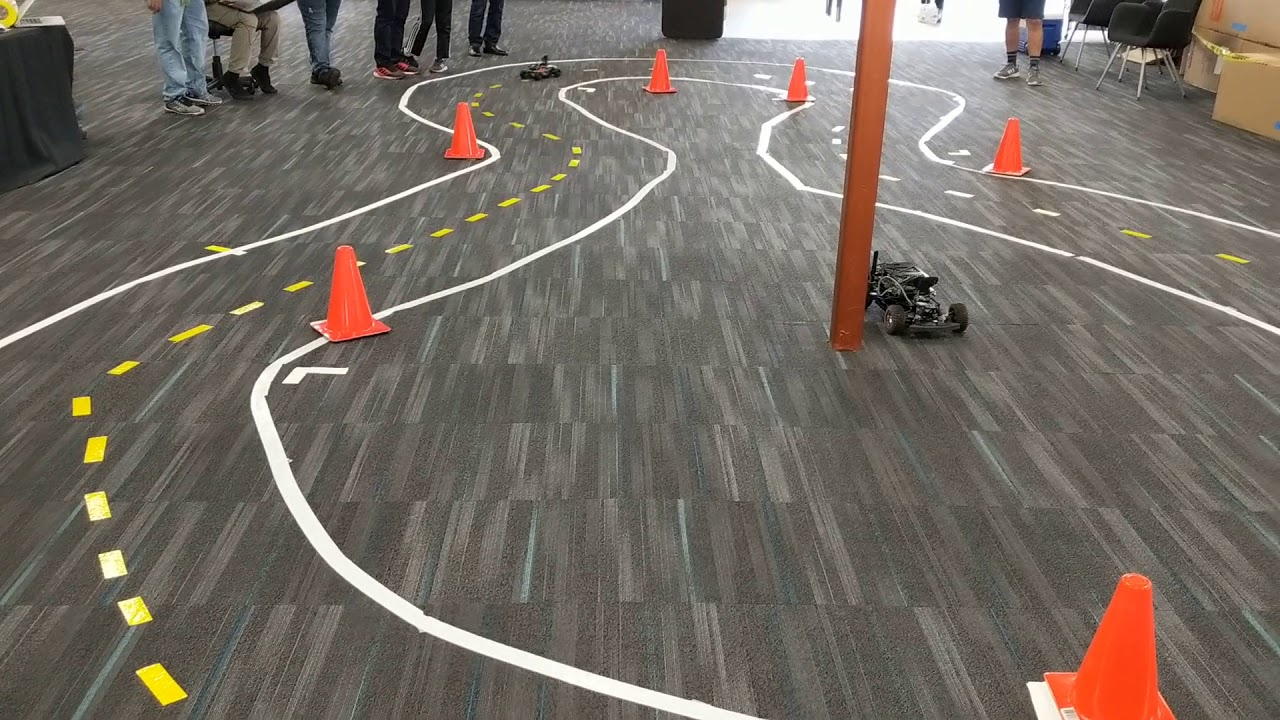Adventures with the Nvidia JetBot and JetRacer