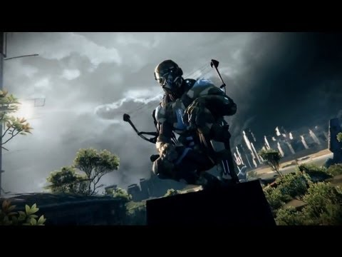Crysis 3 - The Hunter Edition Trailer [HD]
