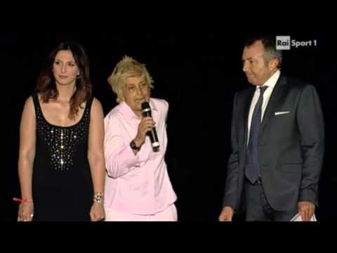 2014. Premiazione Emanuela Audisio