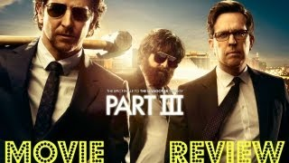 The Hangover Part III - Movie Review by Chris Stuckmann