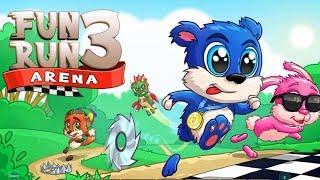 Fun Run 3 - Multiplayer Games - iOS/Android Gameplay Video screenshot 1