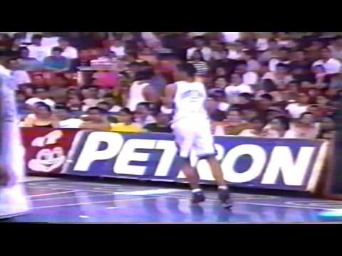 MBA National Finals Game 5 Cebu vs  Manila  Dec  5,1999