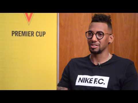 Interview mit Jerome Boateng (FC Bayern München, ehemals Hertha BSC) | SPREEKICK.TV