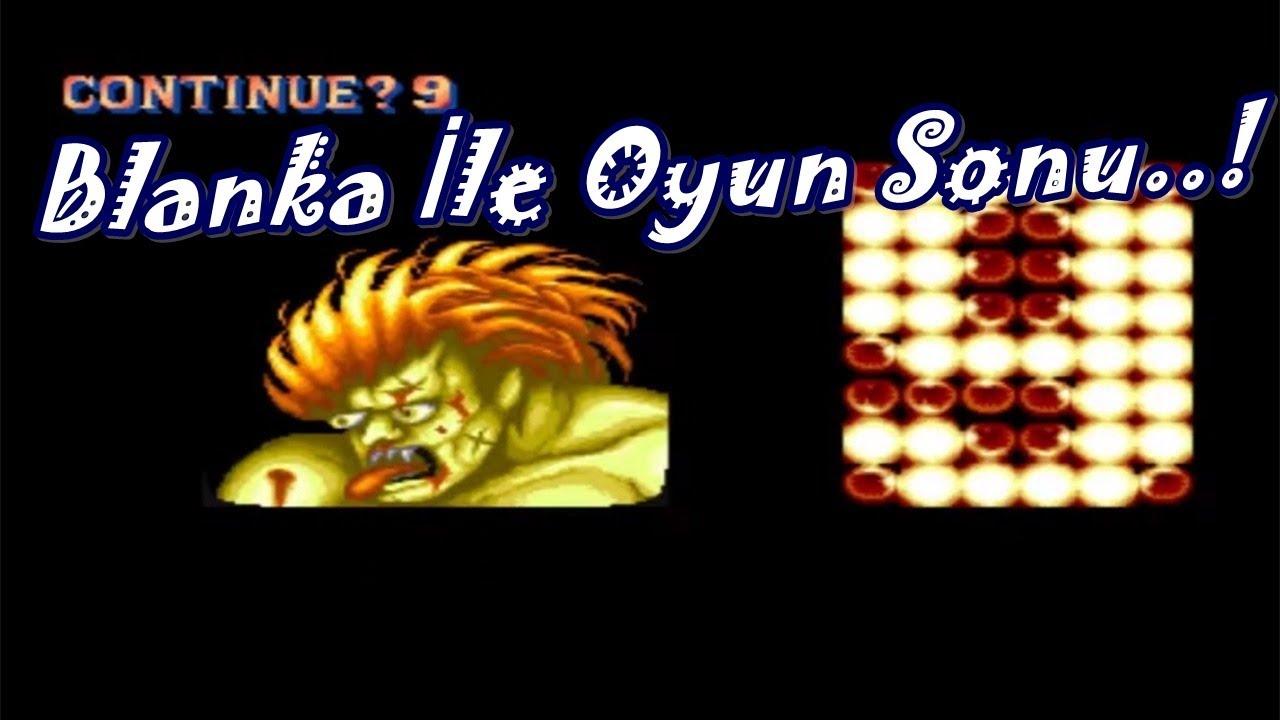 Hileli Street Fighter 2 İle Oyun Bitirme..!