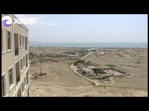 Prezident İlham Əliyev jurnalistlərə mənzillərin paylanması mərasimində iştirak edib
