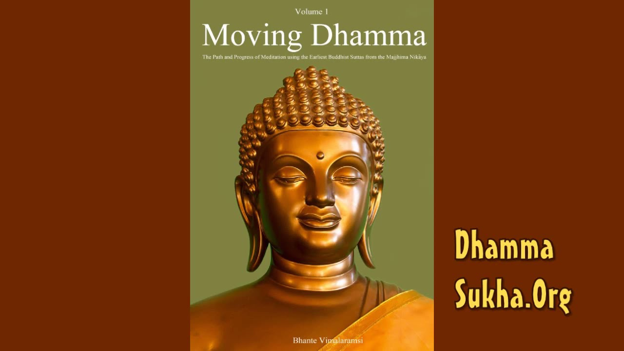 Moving Dhamma Vol One --Sutta Discourses - by Bhante Vimalaramsi