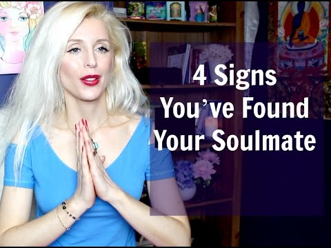 how to know when you ve found your soulmate