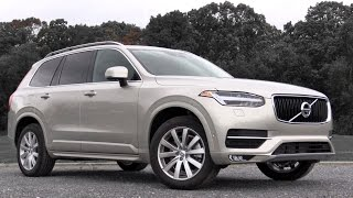 2017 Volvo XC90 T6 Momentum: Review
