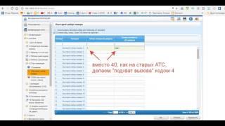 Видео урок Программирование мини АТС Panasonic KX NS500RU с нуля