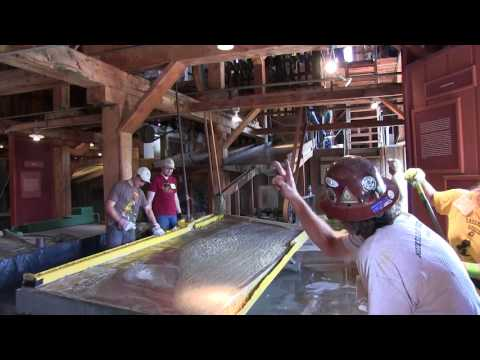 Take A Tour-Working Mining Stamp Mill. Western Museum Of Mining And Industry.