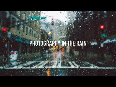Rainy Day Street Photography (Behind the Scenes)