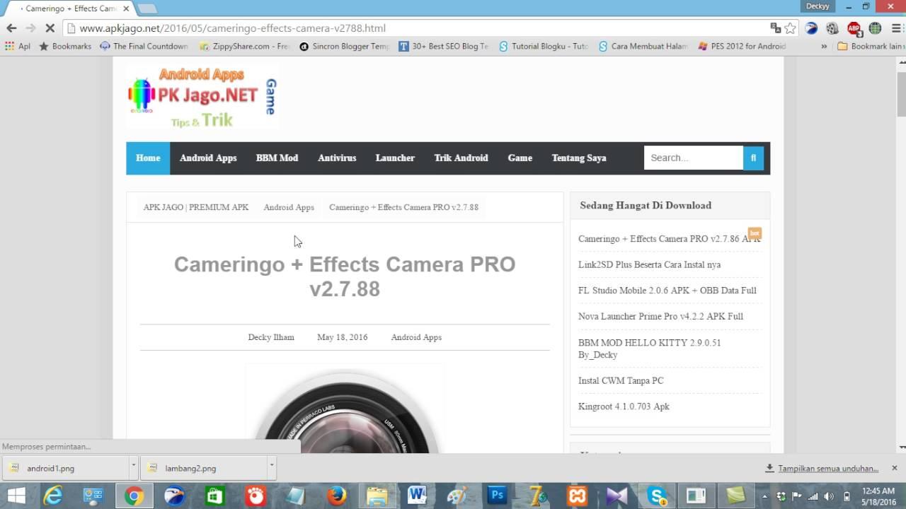 Cameringo + Effects Camera PRO v2 7 88 - APK JAGO