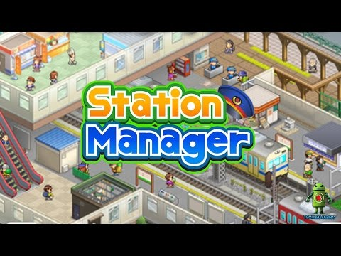 Station Manager (iOS/Android) Gameplay HD