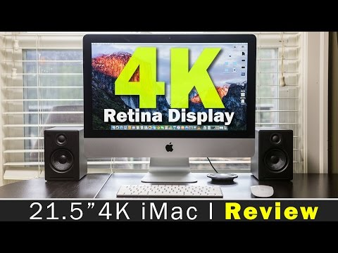 21.5-Inch 4k iMac Review – Is It Worth Getting?