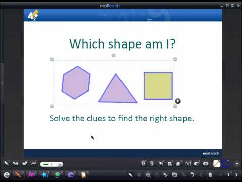 Easiteach Next Generation Edu-Board Interactive White board in South Africa Overview.wmv