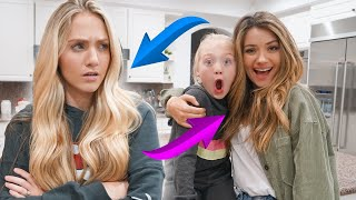 MADISON SWAPS LIVES WITH SAVANNAH FOR 24 HOURS!