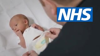 How do I take care of the umbilical cord stump? | NHS