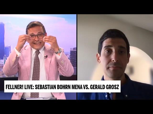 Mit der Impfpflicht spaltet man nur die Gesellschaft weiter - Gerald Grosz in Fellner Live