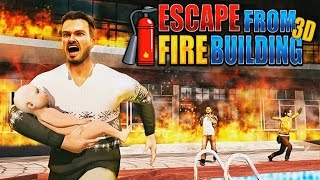 Fire Escape Story 3D - Android Gameplay HD