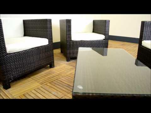 The Santiago Sofa Set