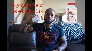 Synedrex stiprus stimuliantas/alkio slopintojas