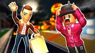ROBLOX HALLOWEEN STORY - Trick or Treat Madness (ANIMATION)
