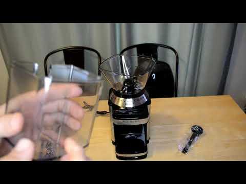 Cuisinart DBM 8 Supreme Grind Automatic Burr Mill Review
