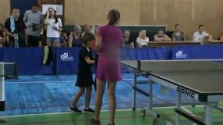 настольный теннис Одесса, кубок GSI-2018, игра 4