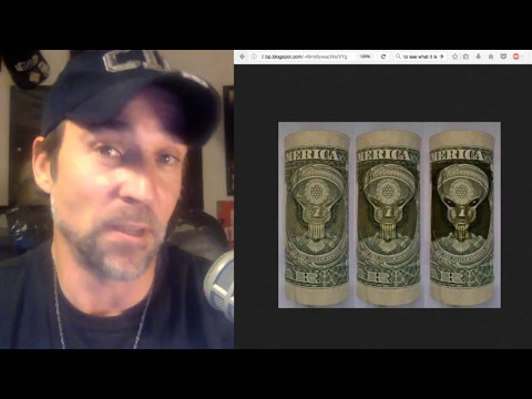 Aliens with Elongated Skulls Printed on the Dollar Bill & World Bank Whistleblower Says Aliens Rule