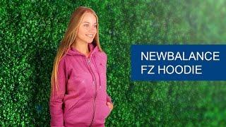 Огляд Кофта NewBalance Fz Hoodie