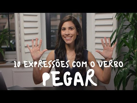 10 Brazilian Expressions with the verb PEGAR  Speaking Brazilian