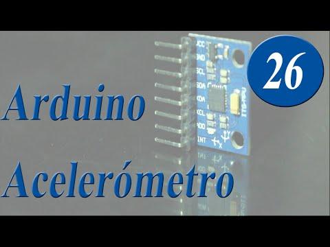 Acelerómetro con Arduino