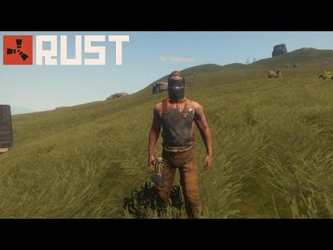 Rust: A Day with Mr. Unknown