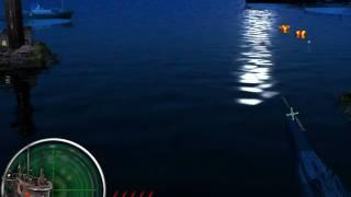 Игра Морской бой. Подводная война (режим карьеры)