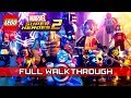LEGO MARVEL SUPERHEROES 2 – Full Game Walkthrough (No Commentary) 1080p HD