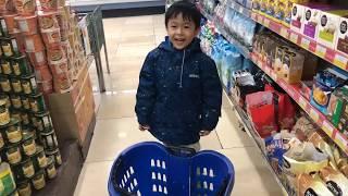 What Fadi Gonna Buy At Supermarket?/Irbid Jordan