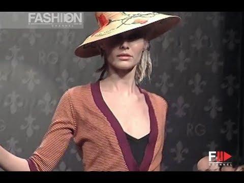ROMEO GIGLI Spring Summer 2008 Milan - Fashion Channel