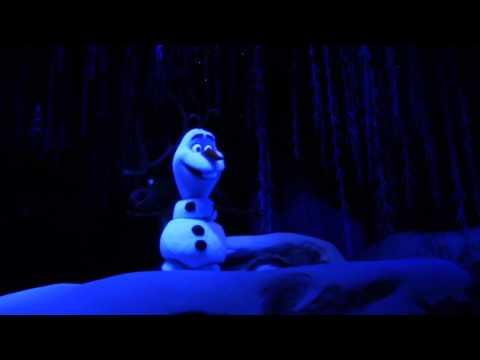 Frozen Ever After - NEW Epcot Disney World Ride POV Ride-Through